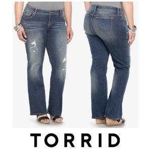 Torrid Bootcut Jeans 👖